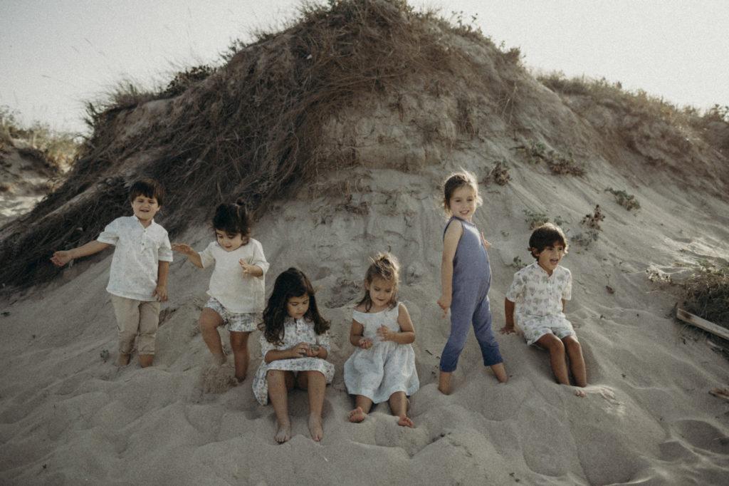 Fotografía moda infantil Galicia by La Marela